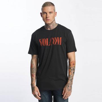 Volcom T-paidat Weave musta