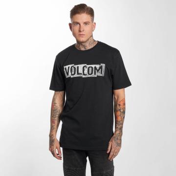 Volcom T-paidat Edge Basic musta
