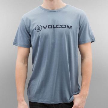 Volcom T-paidat Linoeuro sininen