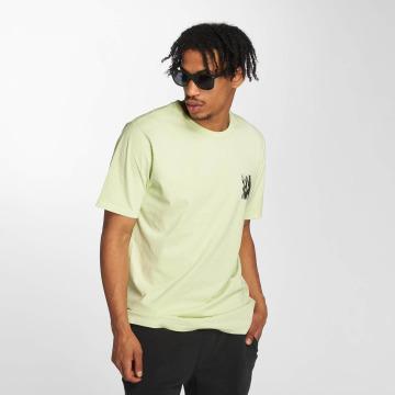 Volcom T-paidat Lifer vihreä