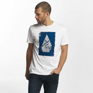 Volcom T-Shirt Disruption Basic blanc