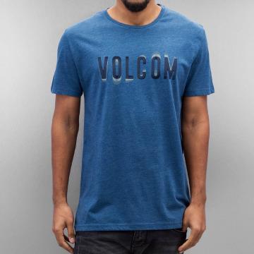 Volcom t-shirt Warble blauw