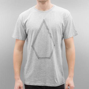Volcom T-shirt Drew Basic grå