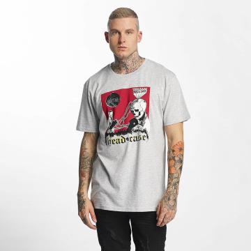 Volcom T-Shirt Head Case Basic gris