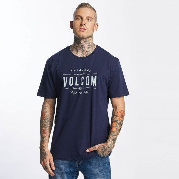 Volcom T-Shirt Garage Club indigo