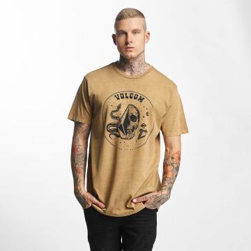 Volcom T-Shirt Trippin kaki