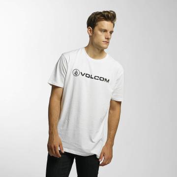 Volcom T-shirt Line Euro Basic vit
