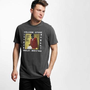 Volcom t-shirt Scarro zwart