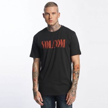 Volcom t-shirt Weave zwart