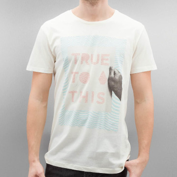 Volcom T-Shirty True To This bialy