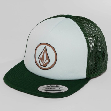 Volcom trucker cap Frontal Cheese groen