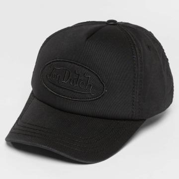 Von Dutch Snapback Cap Pad nero