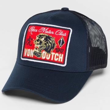 Von Dutch Trucker Cap Tiger blue
