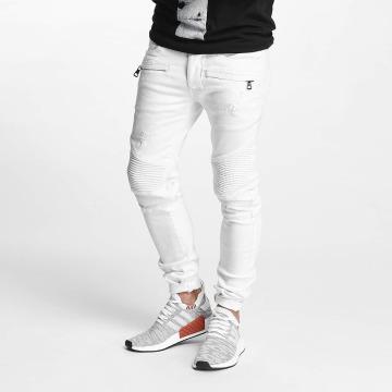 VSCT Clubwear Джинсы прямого покроя Liam белый