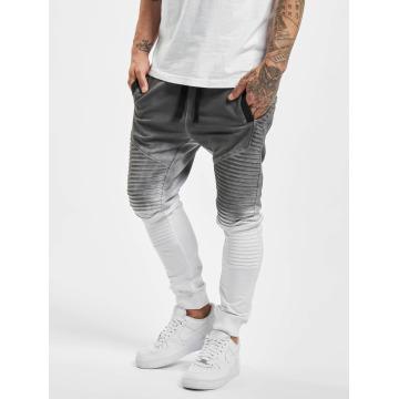 VSCT Clubwear Спортивные брюки Biker серый