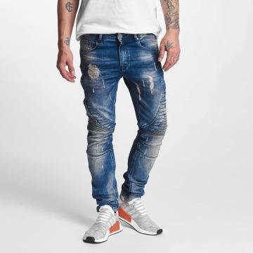 VSCT Clubwear Antifit Ryder Biker Luxury blå