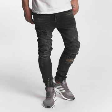 VSCT Clubwear Antifit Thor Biker Kneecut Slim grigio