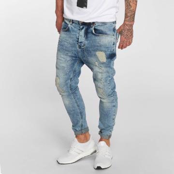 VSCT Clubwear Antifit jeans Keanu Lowcrotch blå