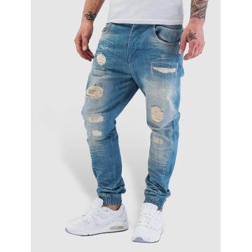 VSCT Clubwear Antifit Noah Cuffed modrý