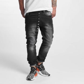 VSCT Clubwear Antifit Drake Asym Buttonfly sort
