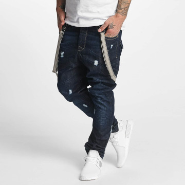 VSCT Clubwear Baggy-farkut Brad indigonsininen