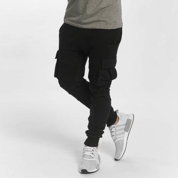 VSCT Clubwear Cargobroek Caleb zwart
