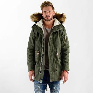 VSCT Clubwear Chaqueta de invierno Luxury Parka oliva