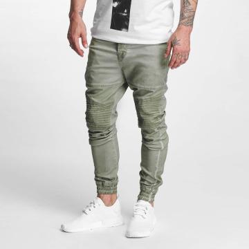 VSCT Clubwear Chino Noah Biker caqui