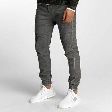 VSCT Clubwear Chino Noah Biker grau