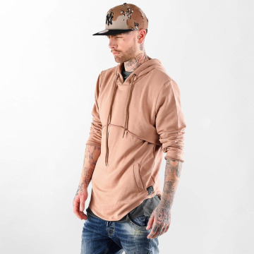 VSCT Clubwear Hoody Layer braun