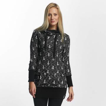 VSCT Clubwear Hoody Reverse Cross schwarz