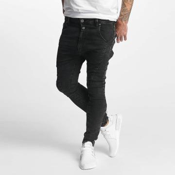 VSCT Clubwear Jean carotte antifit Logan Tri-Star noir