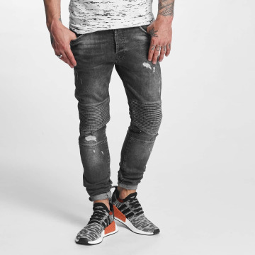 VSCT Clubwear Jean coupe droite Kevin gris