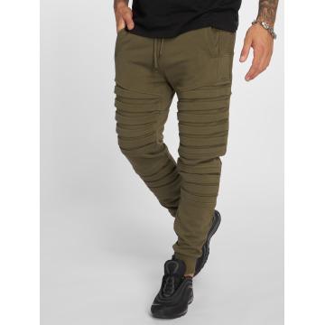 VSCT Clubwear joggingbroek Noah Biker khaki