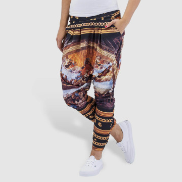 VSCT Clubwear Jogginghose The Sacred Low Crotch Jersey bunt