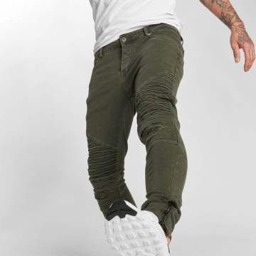 VSCT Clubwear Kapeat farkut Liam khakiruskea
