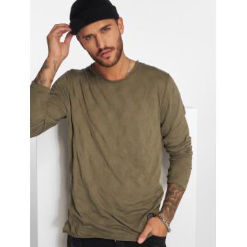 VSCT Clubwear Longsleeves Wave khaki