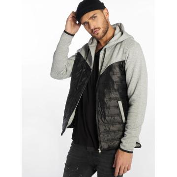 VSCT Clubwear Overgangsjakker 2 Colour Amour Mix Fabric grå