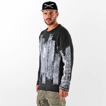 VSCT Clubwear Pullover Painted schwarz