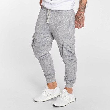 VSCT Clubwear Reisitaskuhousut Caleb harmaa