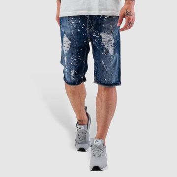 VSCT Clubwear Short Alec Stoned bleu
