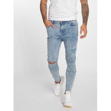 VSCT Clubwear Skinny Jeans Keanu Kneetcut `91 blau