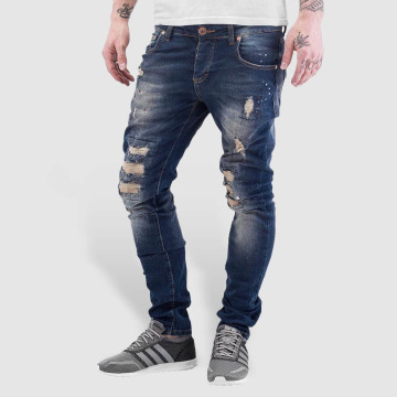 VSCT Clubwear Skinny Jeans Alec Slim 5 Pocket blue