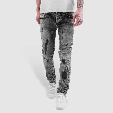 VSCT Clubwear Skinny Jeans Alec Slim 5 Pocket czarny