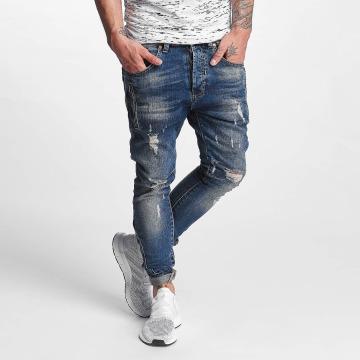 VSCT Clubwear Skinny Jeans Thor modrý
