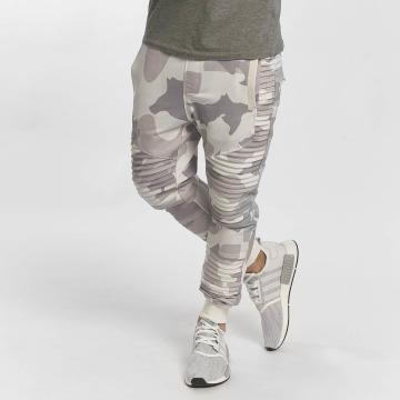 VSCT Clubwear Spodnie do joggingu Biker bialy