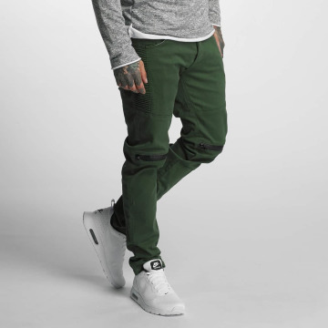 VSCT Clubwear Straight Fit Jeans Hunter oliven