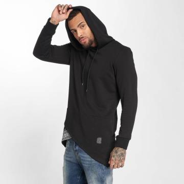 VSCT Clubwear Sweat capuche Bandana Pennant Triangle noir