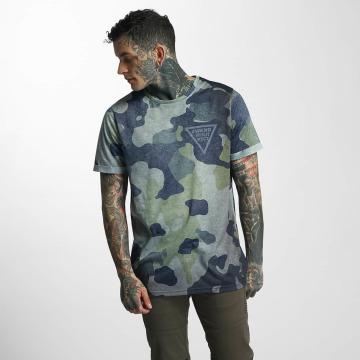 VSCT Clubwear T-shirt Triangle Logo kamouflage
