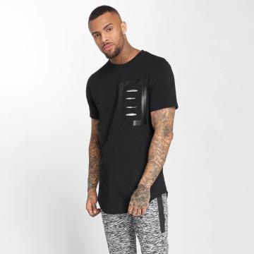 VSCT Clubwear T-Shirt Tape Design noir